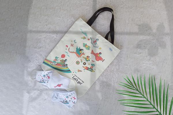 Read more about the article Info Menarik Tentang Tote Bag